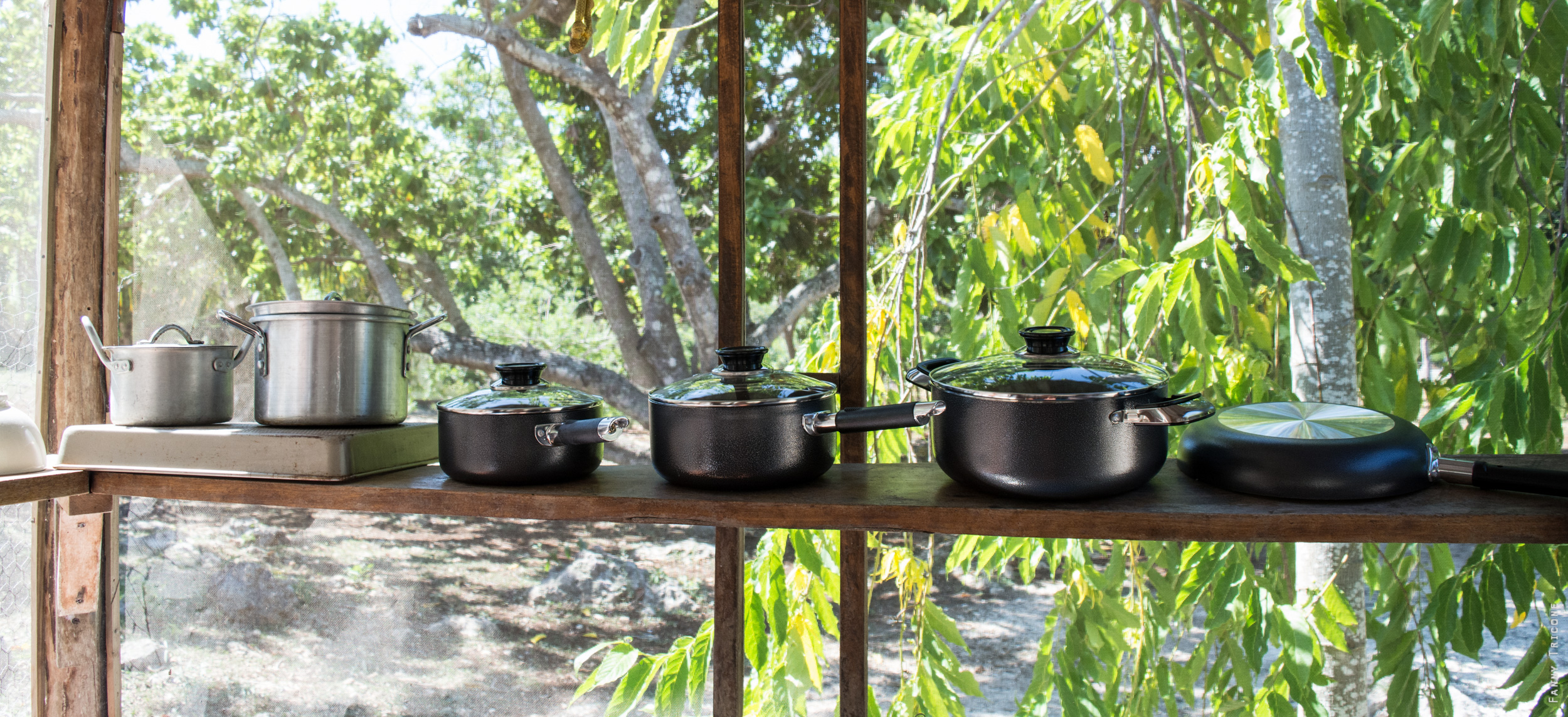 New pots and pan october 2019